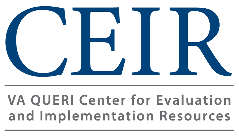 The VA QUERI Center for Evaluation and Implementation Resources (CEIR)